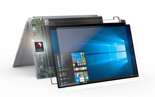 T-Mobile will support Always Connected PCs with Windows 10 and Snapdragon processors