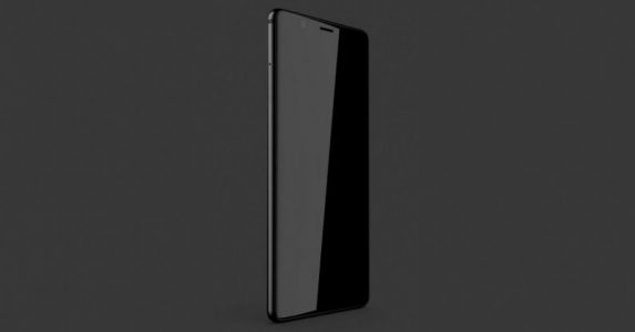 BlackBerry is making a bezel-less phone too
