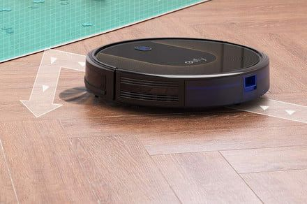 This top-rated robot vacuum is on sale for $180 for Cyber Monday