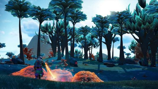 """No Man's Sky is getting an update that's said to be the """"beginning of something new"""""""