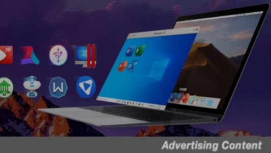 Grab Parallels Desktop, WIndscribe VPN, and 11 Other Mac Apps for only $42 Today