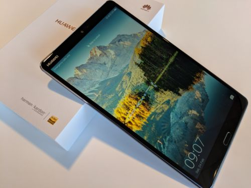 Huawei launches its new MediaPad M5 tablets