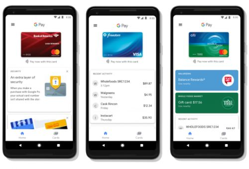 Google Pay will replace Android Pay and Google Wallet starting today