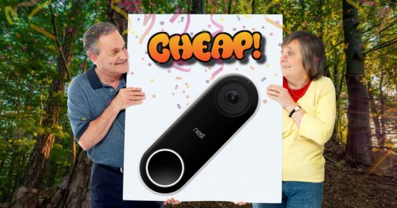 CHEAP: Stop cheeky pranksters with $115 off a Nest Hello video doorbell