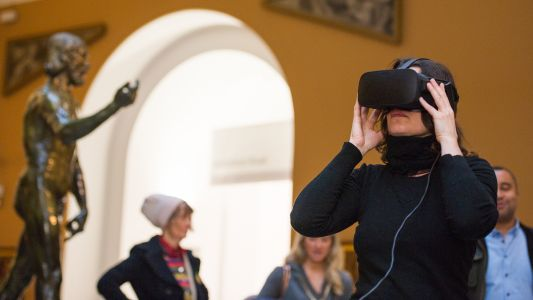 VR needs to be led by creatives, not hardware cycles