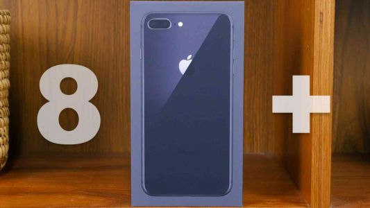 Apple iPhone 8 Plus First Look