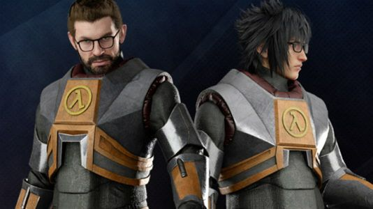PC Version of Final Fantasy XV Lets You Pretend to be Gordon Freeman
