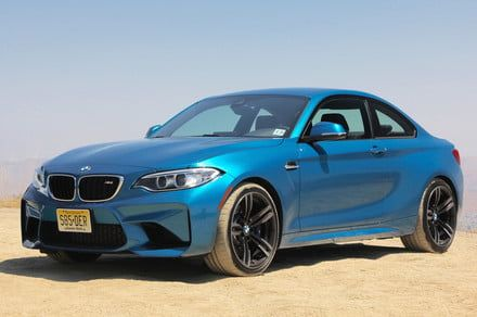 BMW will sharpen its M2's teeth by releasing an M2 CSL into the wild