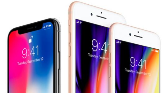 IPhone X, iPhone 8, iPhone 7, iPhone 6s, iPhone SE: This is Apple's fall 2017 iPhone lineup