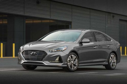 2018 Hyundai Sonata Hybrid and Plug-In Hybrids revealed in Chicago