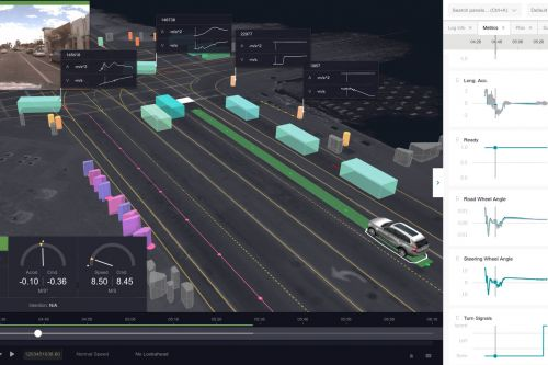 Uber and GM Cruise are making their respective AV 'visualization' tools open source