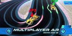 Multiplayer AR racing now available in Lightstream Racer