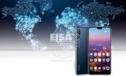 Huawei P20 Pro, Nokia 7 Plus and Honor 10 win EISA awards