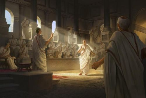 Imperator: Rome preview: Will Paradox's new grand strategy favor swords or senators?