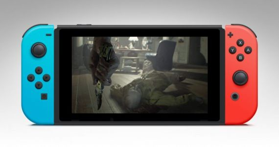 The Nintendo Switch is finally getting Resident Evil 7 - but you'll have to stream it