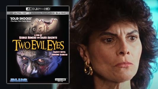 'Two Evil Eyes' Coming to 4K Blu-ray in August