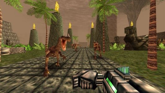 Cult classics 'Turok' and 'Turok 2: Seeds of Evil' up for preorder on Xbox One