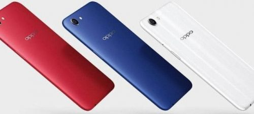 Entry-level Oppo A1 with 5.7-inch thin bezel display, 4GB of RAM launched
