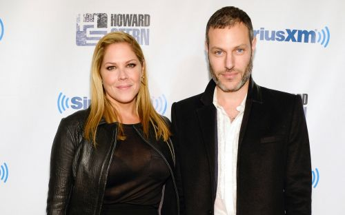 ActorMary McCormack shares video of husband's Tesla car going up in flames in traffic
