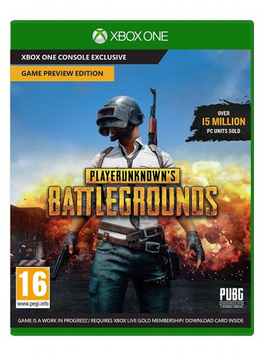 Released Tomorrow, Preorder PlayerUnknown's Battlegrounds on Xbox One for Under £21