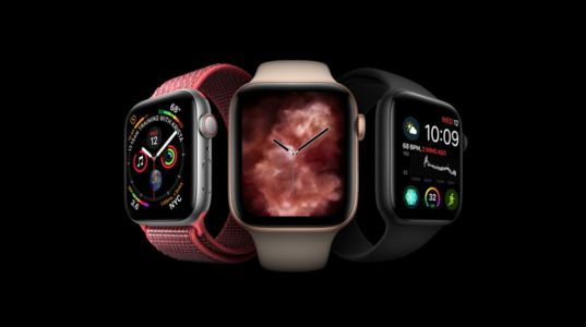 Apple started and filmed a controlled fire to create cool effects for the new Apple Watch