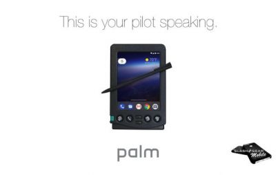 Palm devices coming in 2018 without WebOS