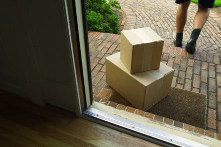 How to stop package thieves