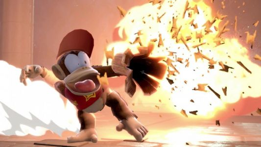 The 15 Dumbest Official Screenshots For Super Smash Bros. Ultimate