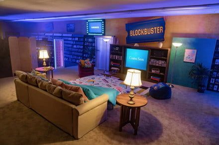 The last Blockbuster on the planet is offering an Airbnb sleepover