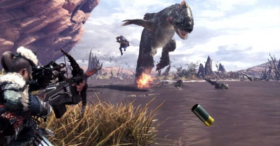 MONSTER HUNTER: WORLD Gets Taken Down in China A Few Days After Release