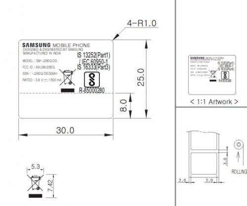 Samsung's Android Go Smartphone Gets Certified By The FCC
