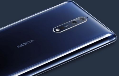 Nokia 8 DxOMark score shows it has some catching up to do
