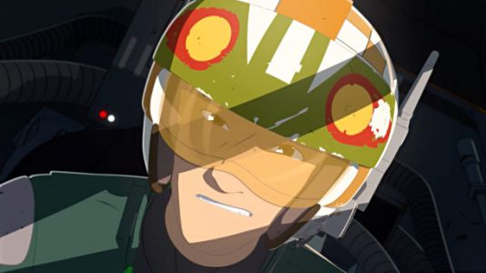 Watch the first trailer for Disney's new TV series, 'Star Wars Resistance'