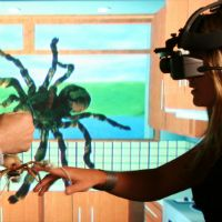 VR as an effective tool for exposure therapy & phobia treatment