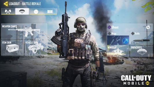 "Battle Royale Mode Is ""Fast And Frantic"" For Call Of Duty Mobile"