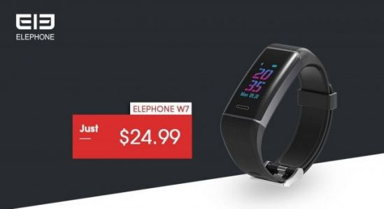 Elephone Band W7 Now on Sale at Banggood - Only $24.99