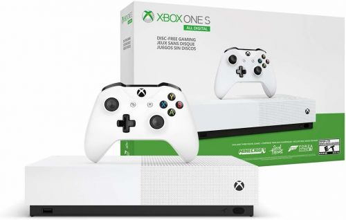 Pre-Orders For Xbox One S All-Digital Edition Available Now