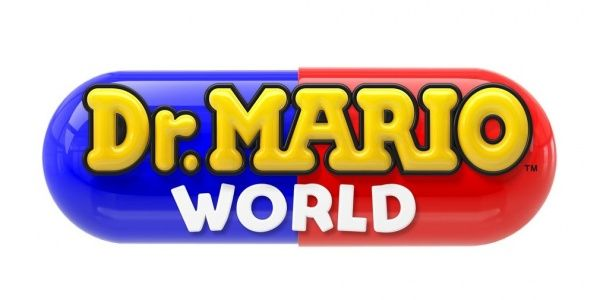 What does the announcement of Dr. Mario World mean for Nintendo's mobile gaming business?