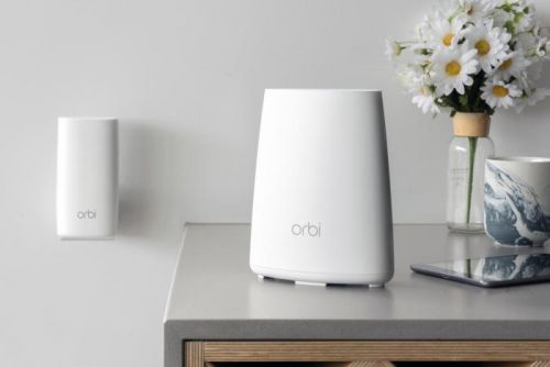 Amazon drops the price of the Orbi Wall-Plug Wi-Fi System with two satellites to $200 today