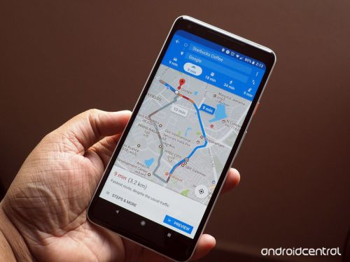 Google Maps in India now lets you know when your taxi goes off-route