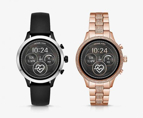Michael Kors intros new Runway smartwatch with Wear OS