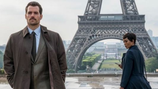 Check Out Henry Cavill And Angela Bassett In New Photo From MISSION: IMPOSSIBLE FALLOUT