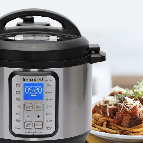 Feed the whole family with the $90 Instant Pot Duo Plus pressure cooker