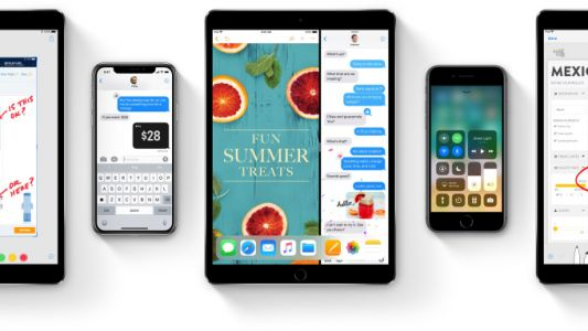 IOS 11 is now available to download