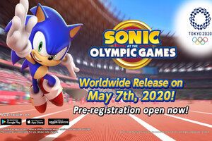 SEGA to launch new Sonic mobile game, pre-registrations live now