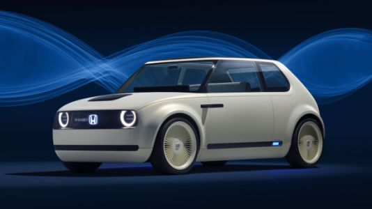 Honda's new Urban EV electric car is so incredibly perfect it's blowing my mind