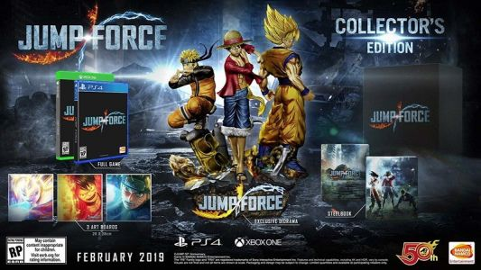 Jump Force: Every Character Revealed So Far