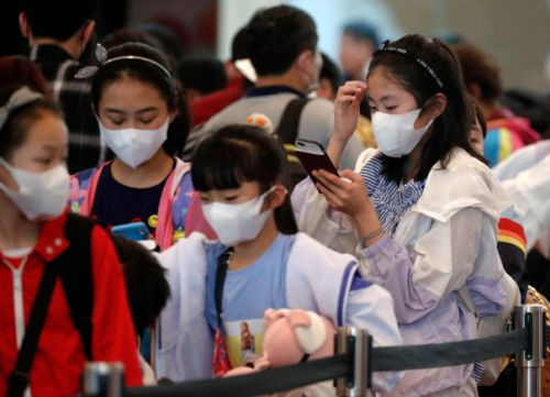 China is building an entire hospital in a week to treat virus outbreak patients
