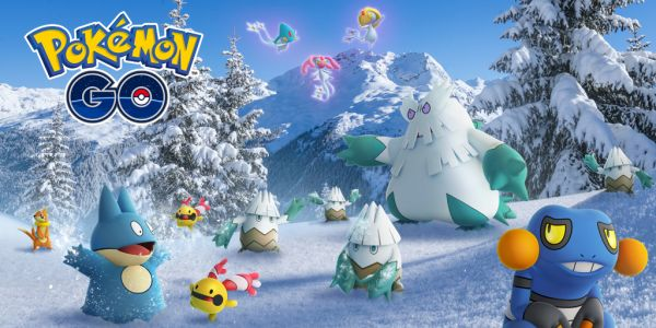 Pokemon Go Holiday Event Includes New Gen 4 Pokemon