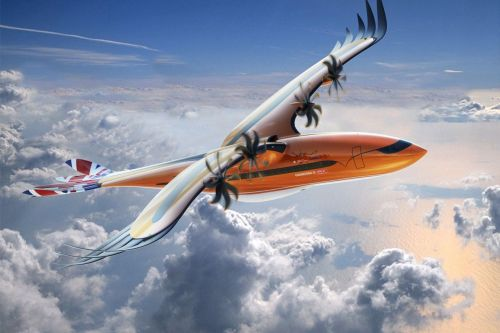 Airbus' new bird-plane hybrid is both fascinating and unsettling